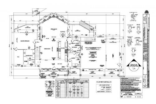 Detailed Final Plans