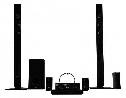 Details Lhb Blu Ray Disc Home Theater System Smart