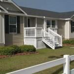 Displaying Double Wide Mobile Homes