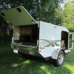 Diy Micro Camping Trailer Built