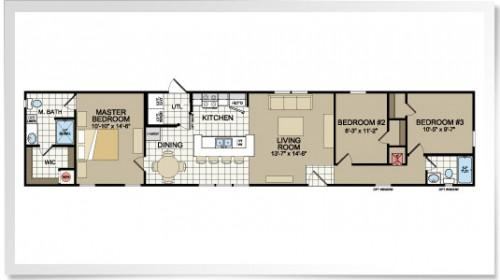 Don Settle Choose Your Own Mobile Home Floor Plans