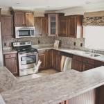 Dorado Mobile Homes Deer Valley Doublewide Home Kitchen