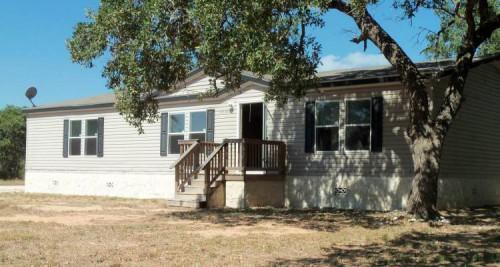 Double Wide Manufactured Home Financing