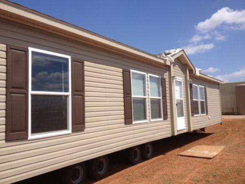 Double Wide Mobile Home Manufactured Brand New Trailer Clayton