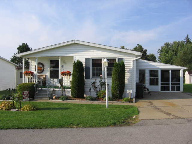 Double Wide Mobile Home Sale