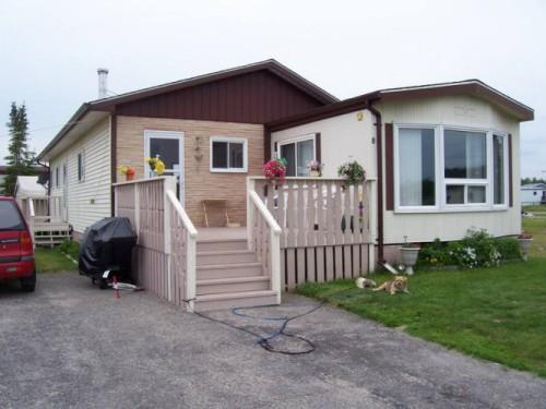 Dutch Villa Mobile Home Manitouwadge Ontario