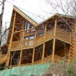 Eagles Rest Log Home