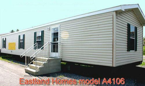 Eastland Single Wide Mobile Home
