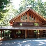 Easy Tips Help Reduce Log Home Maintenance