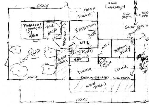 Eco Friendly Floor Plans Green House Healthy Home