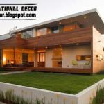 Eco Friendly Homes Modern Houses Green Home
