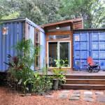 Eco Friendly House Made Shipping Containers