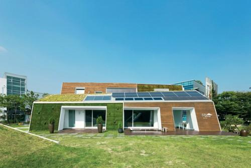 Eco Green Homes Design Friendly Home Ideas