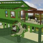 Eco House Design Designs Wastetime Post