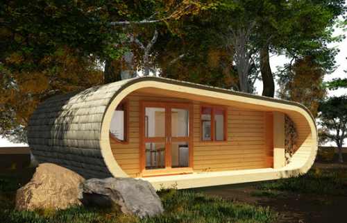 Eco Perch Small Modular Tree Home