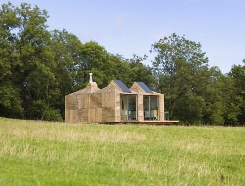 Eco Pods Modular Off Grid Offices Garden Buildings Holiday Homes