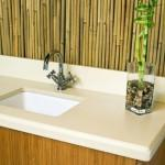 Ecohome Improvement Bamboo Fiber Countertop Asian Inspired