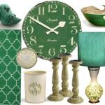Emerald Green Home Decor Interior Design Decorating