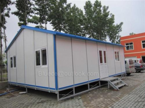 Emergency Housing Prefabricated House Mobile Home