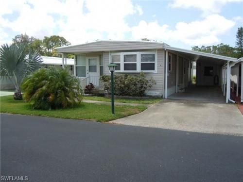 Enchanting Acres Mobile Home Homes Sale Naples Real Estate