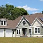 Energy Efficient Ritz Craft Modular Home Features Installed