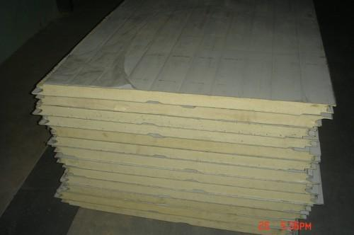 Energy Saving Prefab Polyurethane Wall Panels