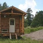 Enjoyed Tiny Log Cabin Love Our Daily