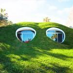 Environmentally Friendly Architecture Dune House Designed