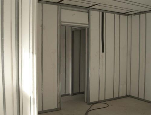 Eps Prefabricated Wall Panel Plastbau Sicilferro Torrenovese