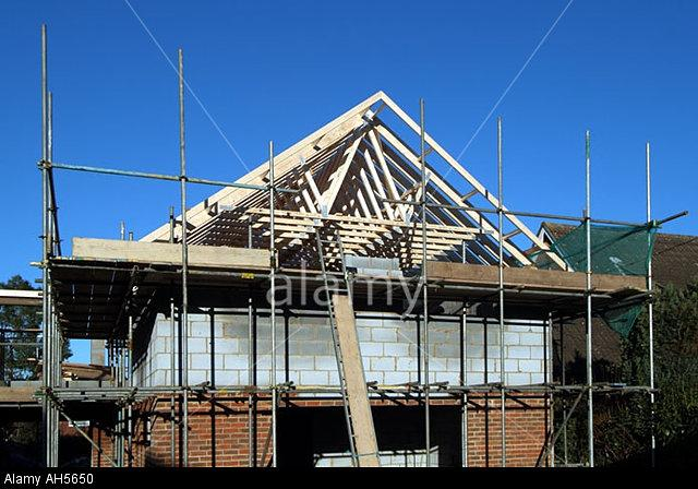 Essex House Building Prefabricated Roof Trusses