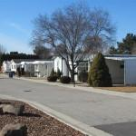 Established West Boise Community Manufactured Homes Well