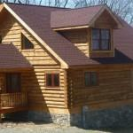 Estemerwalt Log Homes Plan