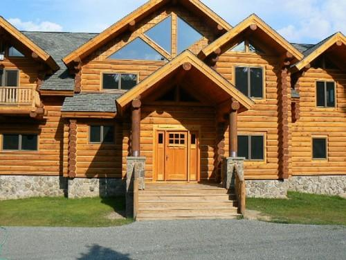 Estemerwalt Log Homes