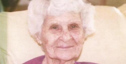 Esther May Mcnabb Age Alvin Texas Passed Away Sunday October