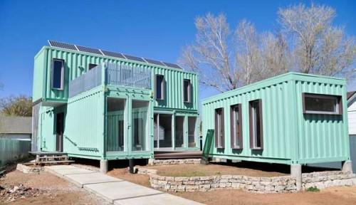 Example Amazing Storage Container Homes Convert These Containers