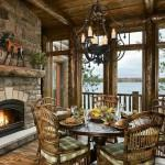 Expedition Log Homes Beautiful