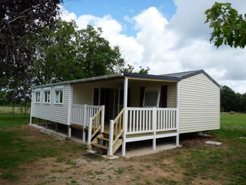 Extension Mobile Home Roul Auvent