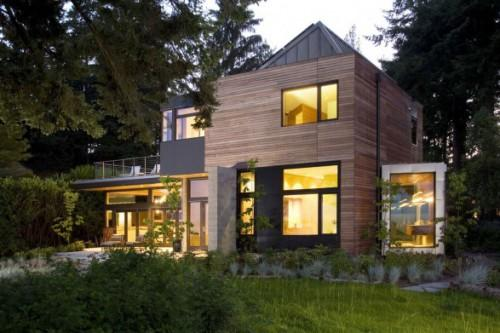 Fascinating Small Sustainable Home Eco House Plans