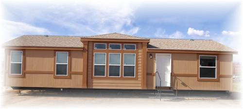 Featured Affordable Homes Redrock