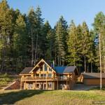 Featured Handcrafted Log Homes Cloudcroft New Mexico