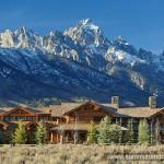 Featured Handcrafted Log Homes Jackson Wyoming