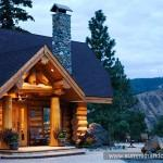 Featured Handcrafted Log Homes Yakima Washington