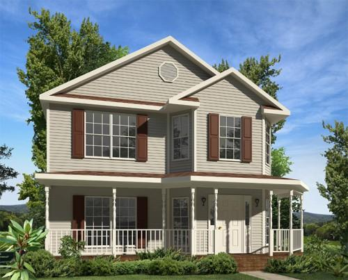 February Story Modular Homes Maryland Crossroads Plans