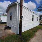 Fema Mobile Housing Unit Set College West Home Park