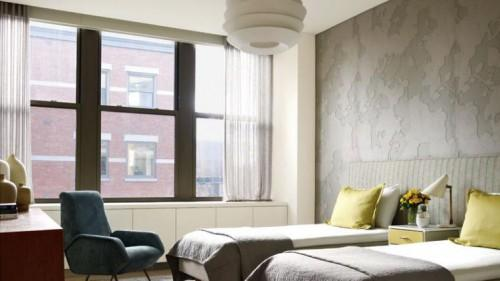 Ferrell Surprisingly Tame New York Loft Another Bedroom