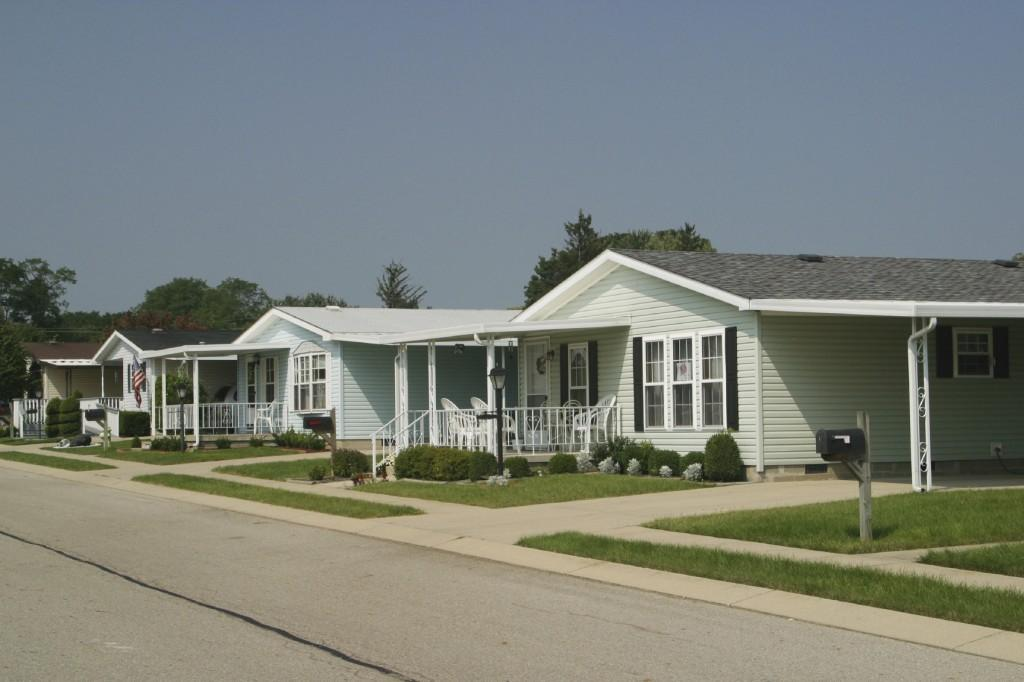 Financing Mobile Home Parks Manufactured Housing Communities