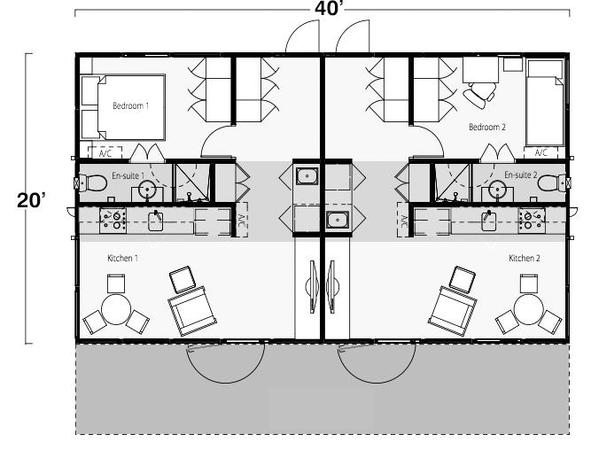 Fine Floor Plans Container Homes Shipping Home