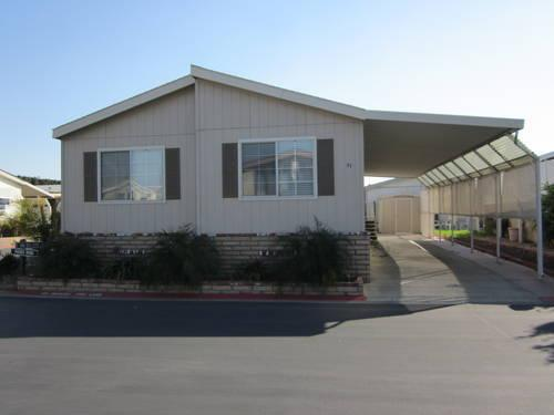 Fleetwood Mobile Home Senior Community