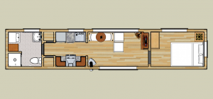 Floor Plan Shipping Container Home