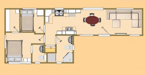 Floor Plans Container Homes Squared Shipping